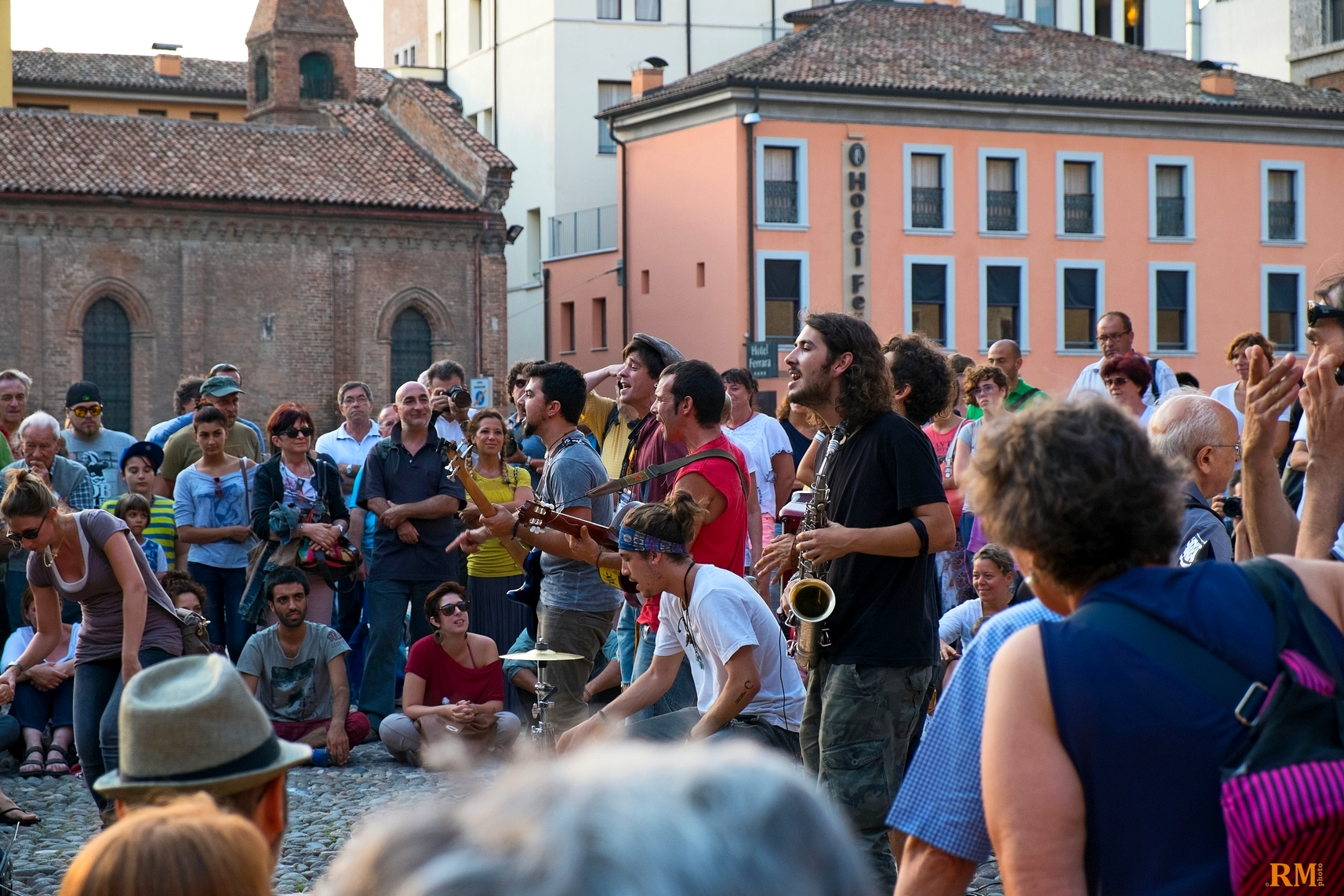 Buskers 2014 cantanti